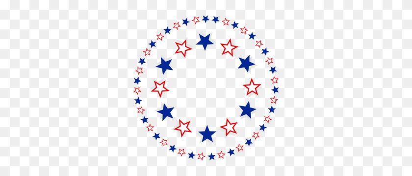 Patriotic Free Clipart - Patriotic Banner Clipart