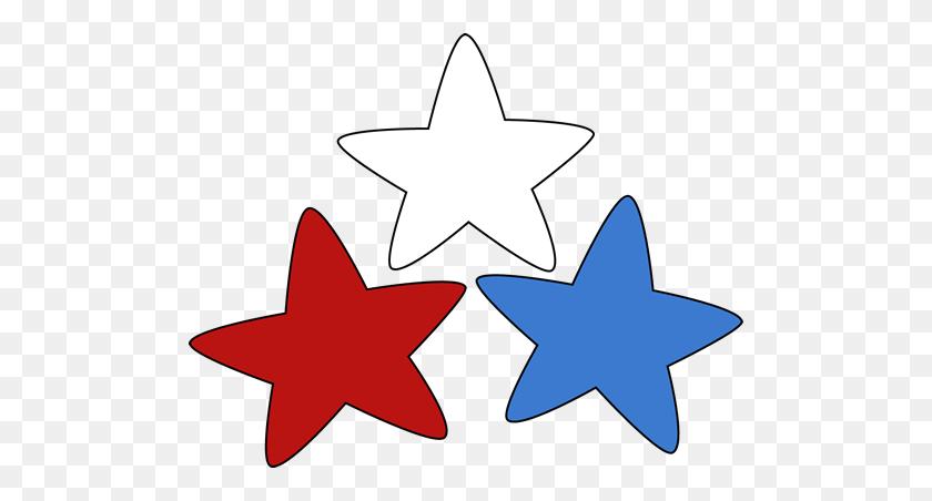 Patriotic Stars Clip Art Image - Patriotic Stars Clipart