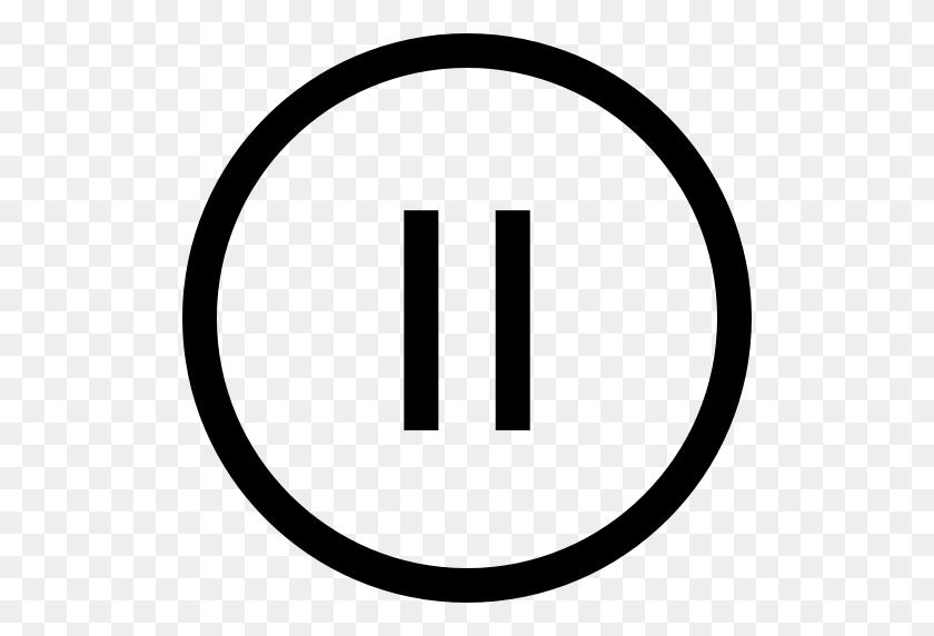 Pausa Descargar Iconos Gratis - Circulo Rojo PNG
