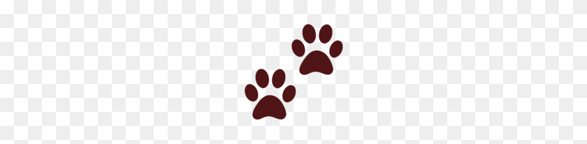 Paw Prints Clipart Koala Dog Print Clip Art - Dog Footprint Clipart
