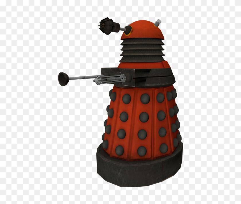 Pc Computer - Dalek PNG