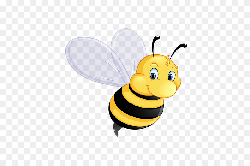 Pchely, Osy, Med Idei Albine Bees, Bumble Bees - Bee Clipart Images