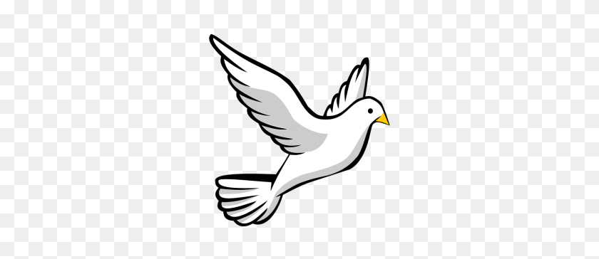 Peace Dove Clipart Obituary - Obituary Clipart