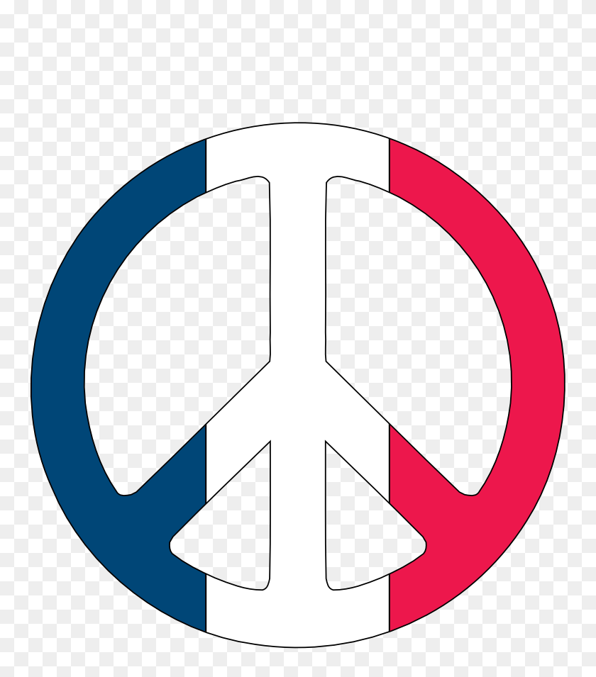 Peace Symbol Clipart - Indian Flag Clipart