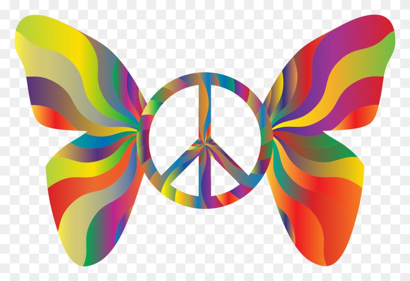 Peace Symbols Hippie Clip Art - Hippie Clipart