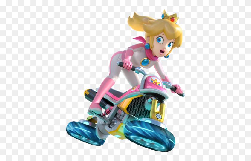 Peach - Mario Kart 8 PNG