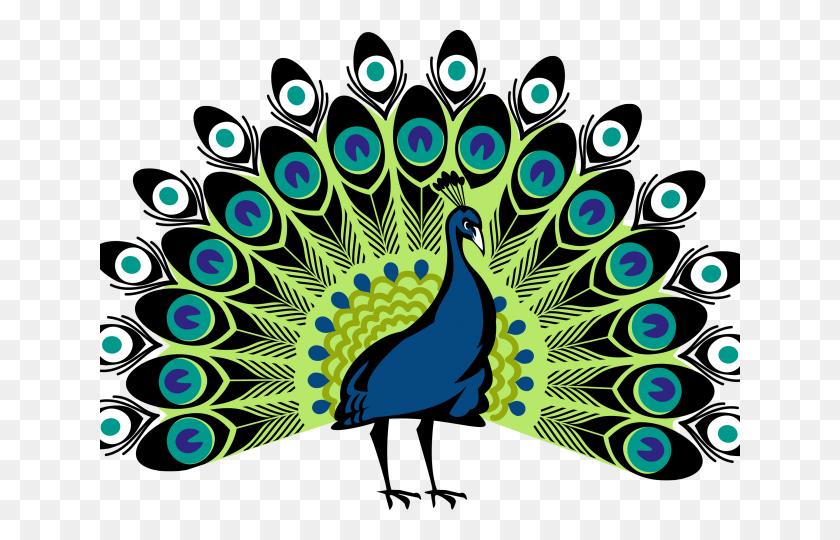 Peacock Clipart Print Peacock Clipart - Peacock Clipart