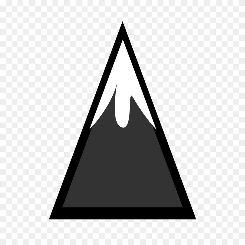 Peak Clipart Mountain Path - Road Clipart Transparent
