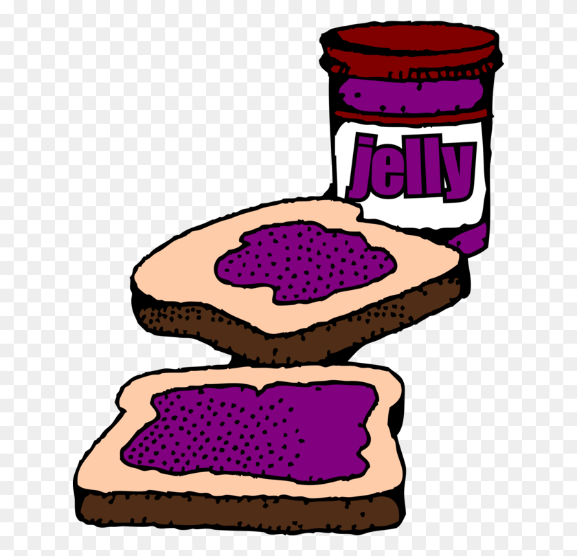 Peanut Butter And Jelly Sandwich Gelatin Dessert Peanut Butter Cup - Peanut Clip Art Free