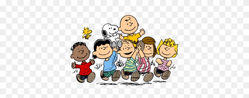 Peanuts - Snoopy Dancing Clip Art