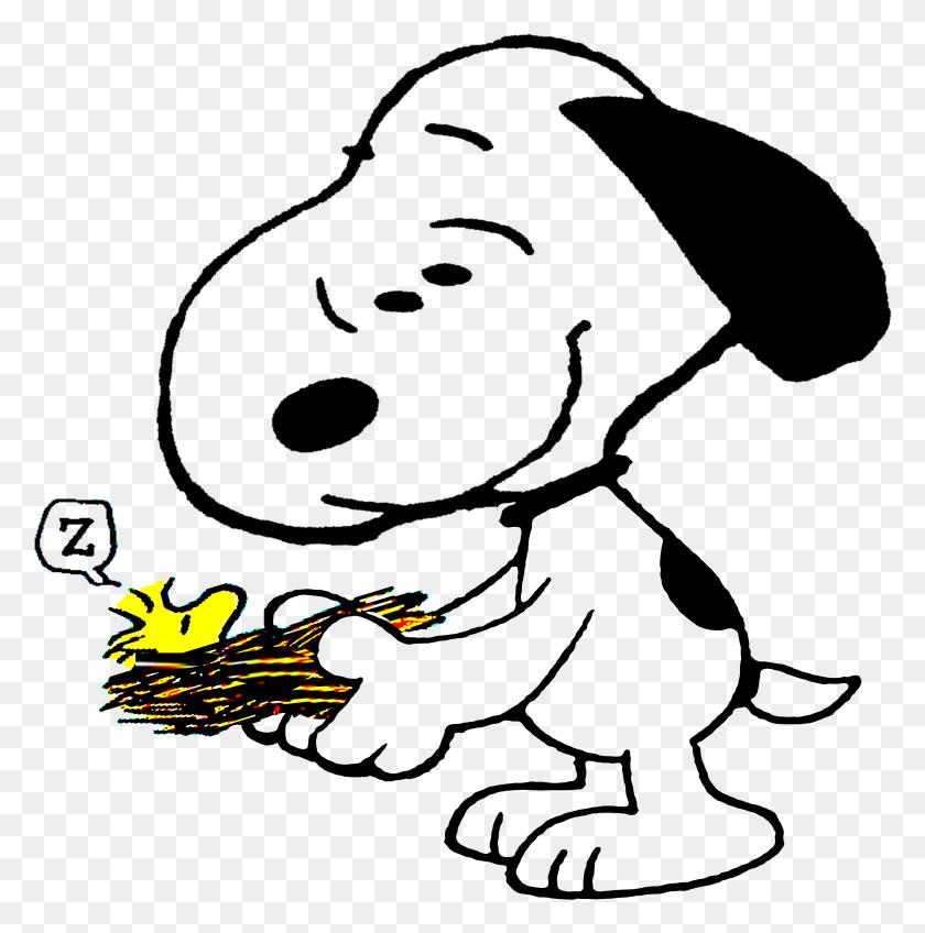 Peanuts Gang, Charlie Brown, Woodstock, Snoopy, Fun - Snoopy PNG