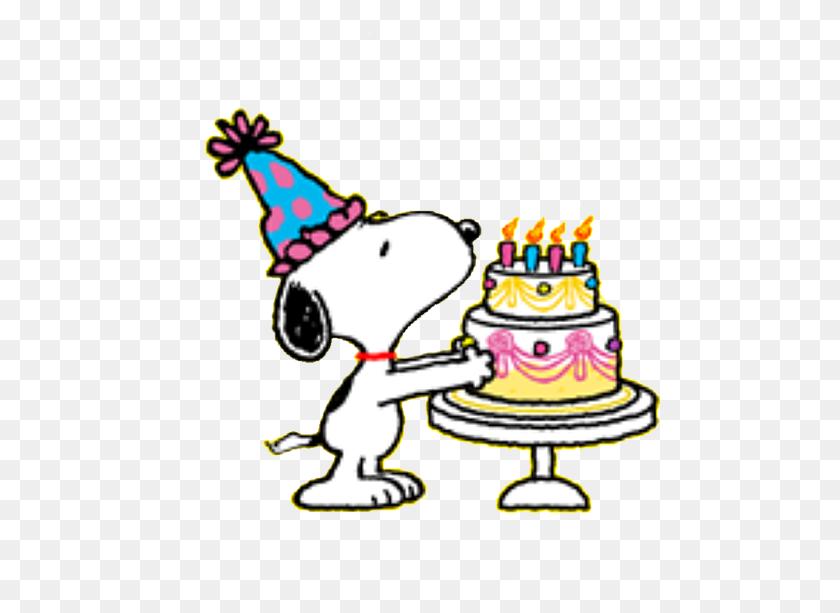 Peanuts Snoopy - Snoopy Birthday Clip Art