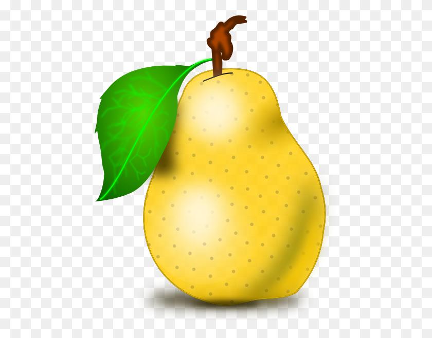 474x598 Pear Clip Art - Asian Food Clipart