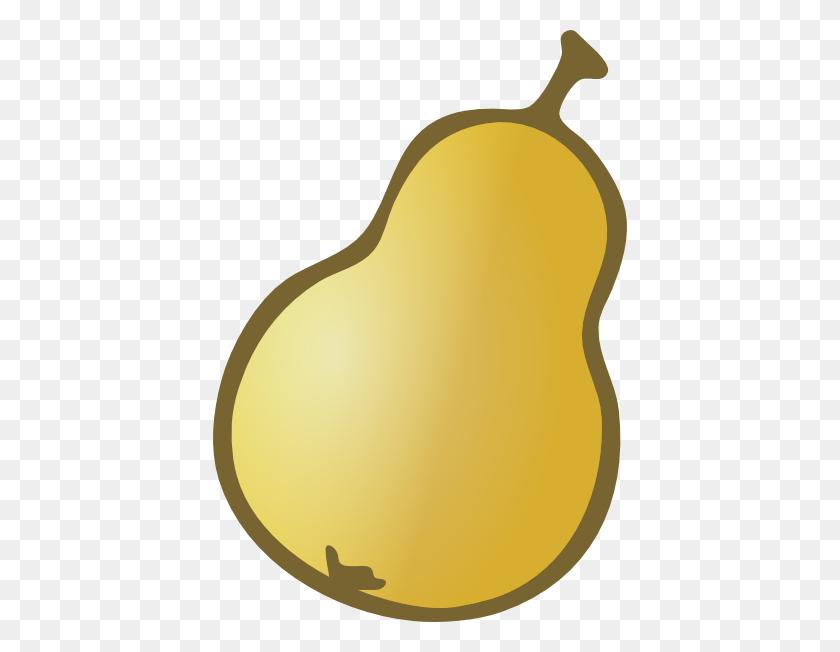 Pear Clip Art Free Vector - Pear Clipart