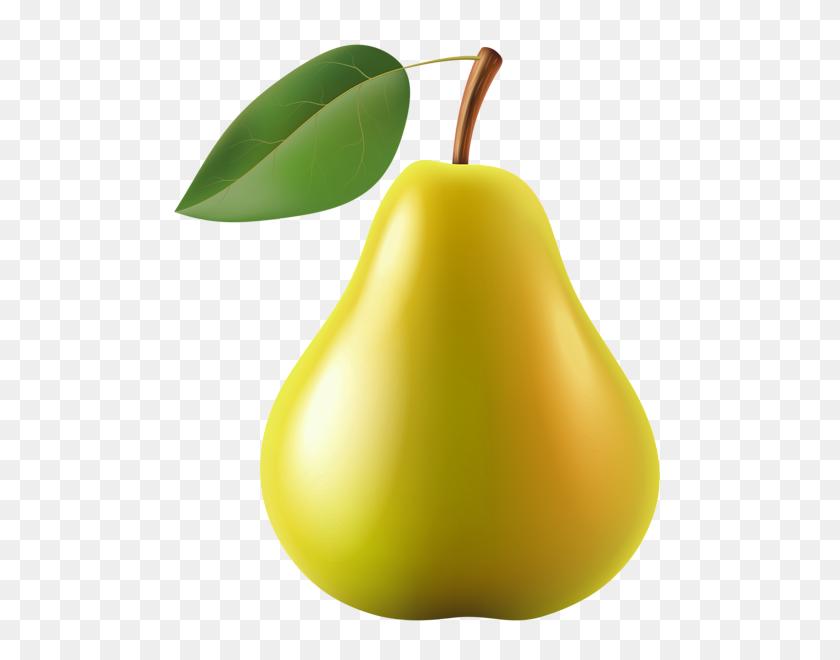 Pear Transparent Png Clip - Pear Clipart
