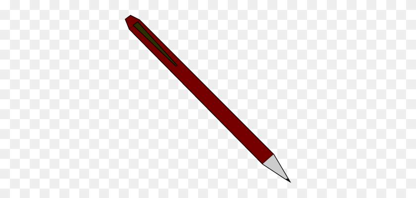 Pen Clip Art Free Black And White - Pen Clipart PNG