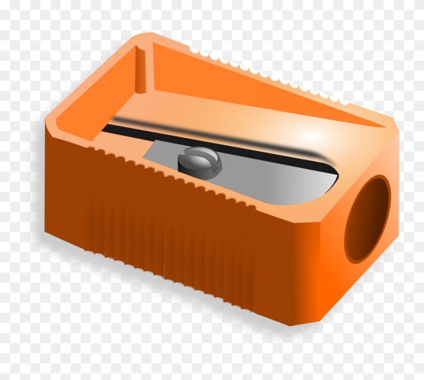 Pencil Sharpeners Download Pen Pencil Cases Drawing Free - Sharpened Pencil Clipart