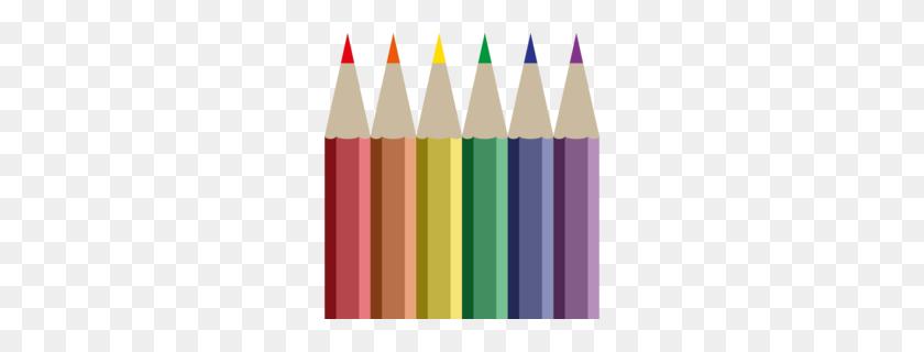 Pencils Clipart - Sharpened Pencils Clipart