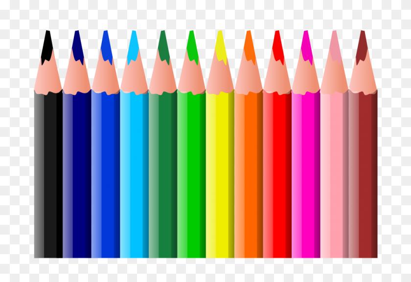 Pencils Clipart Look At Pencils Clip Art Images - School Materials Clipart