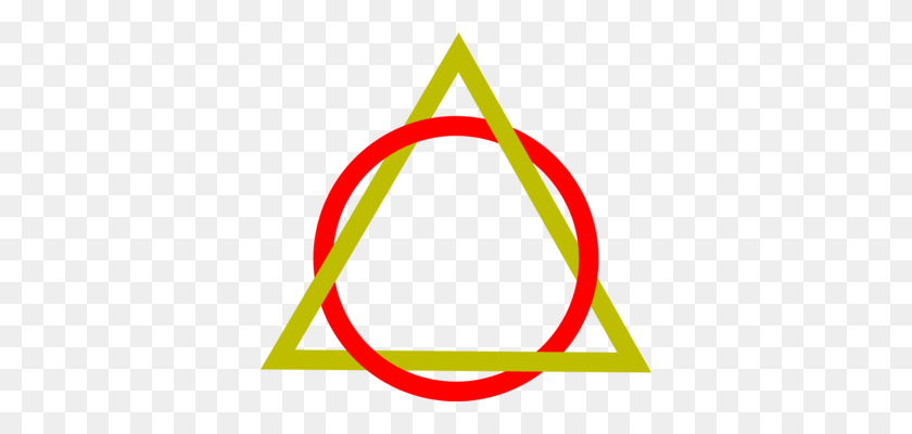 Penrose Triangle Eye Of Providence Shape - Hurricane Clipart