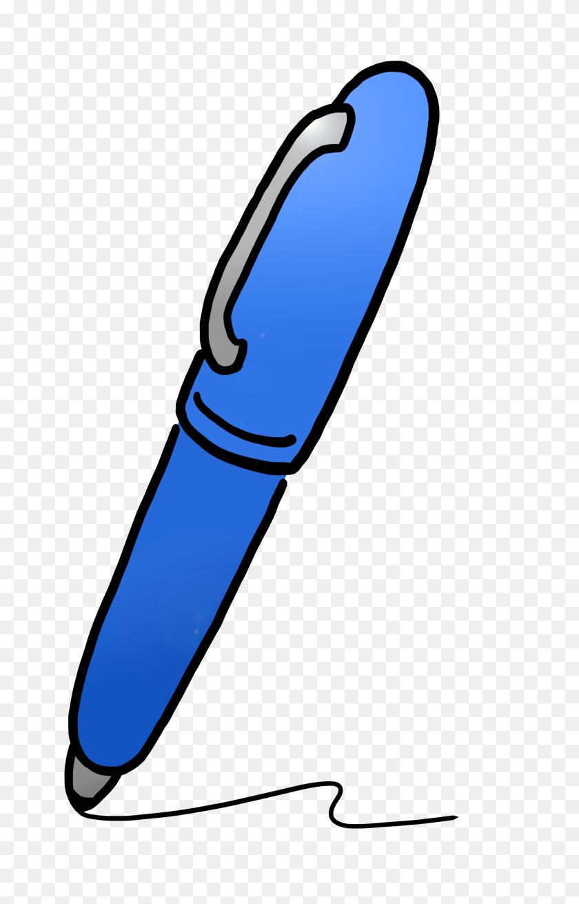Pens And Pencils Clip Art - Pencil Writing Clipart