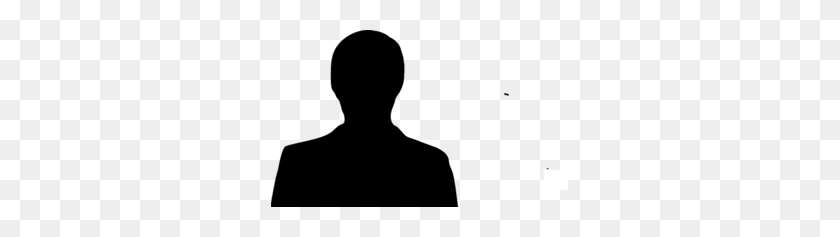 People Clipart Shadow - Person Clipart Black And White