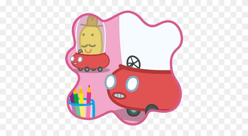 Peppa Pig Games Peppa Pig World - Peppa Pig PNG