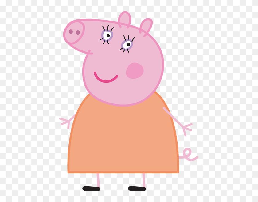 Peppa Pig In Peppa Pig, Pig - Pig Clipart PNG