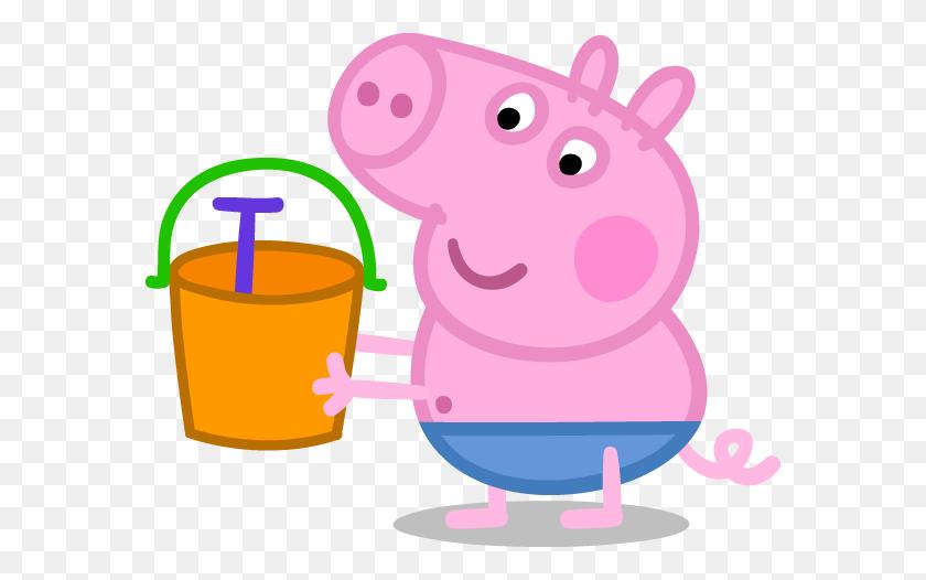 Peppa Pig Partner Toolkit - Peppa Pig Clipart