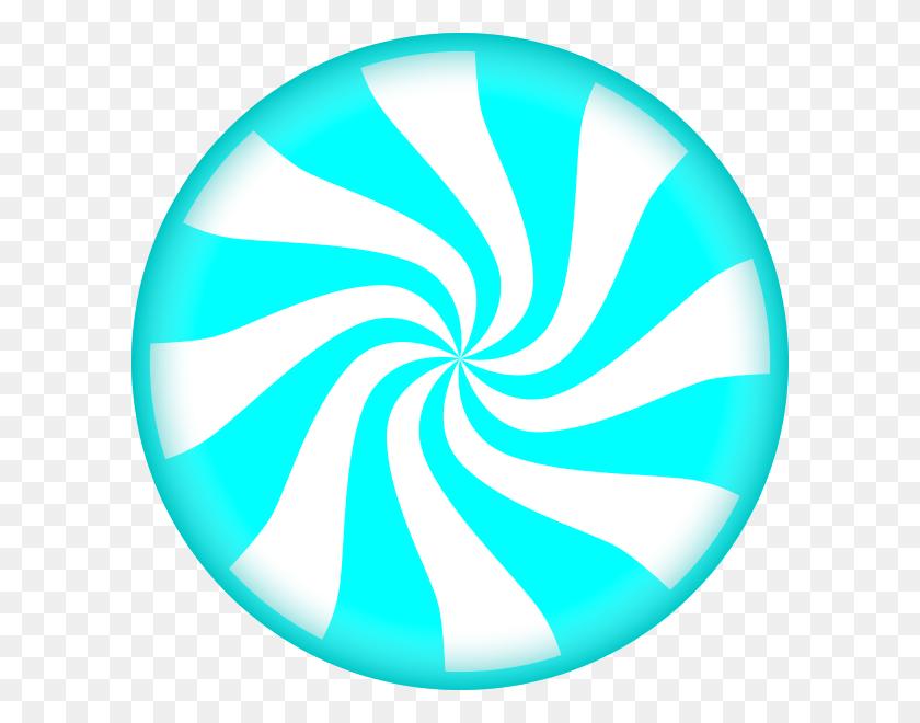 Peppermint Candy Vector Clip Art - Peppermint Candy Clip Art