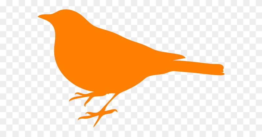 600x380 Perching Birds Clipart - Cute Bird Clipart