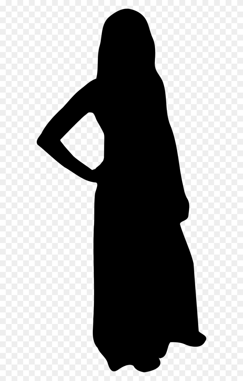 Person Silhouette Clip Art Image - Person Clipart PNG