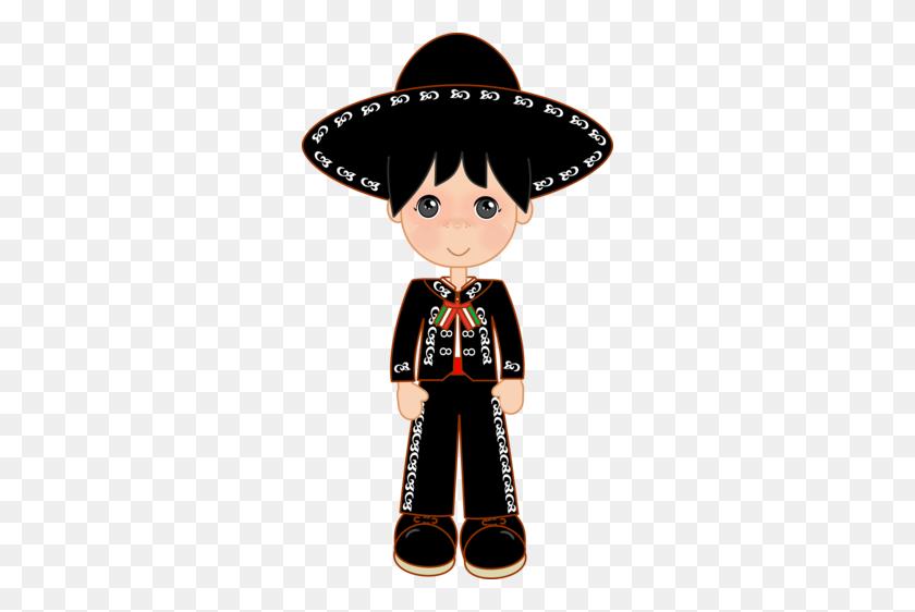 Pessoas Do Mundo Desenhinhos Mexicans, Clip Art - Mexican Clip Art Images