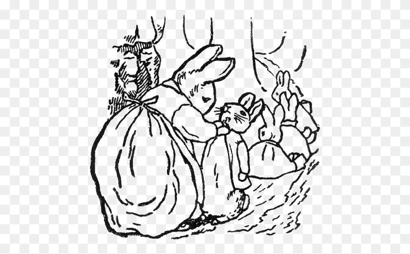 Peter Rabbit Albert - Peter Rabbit PNG