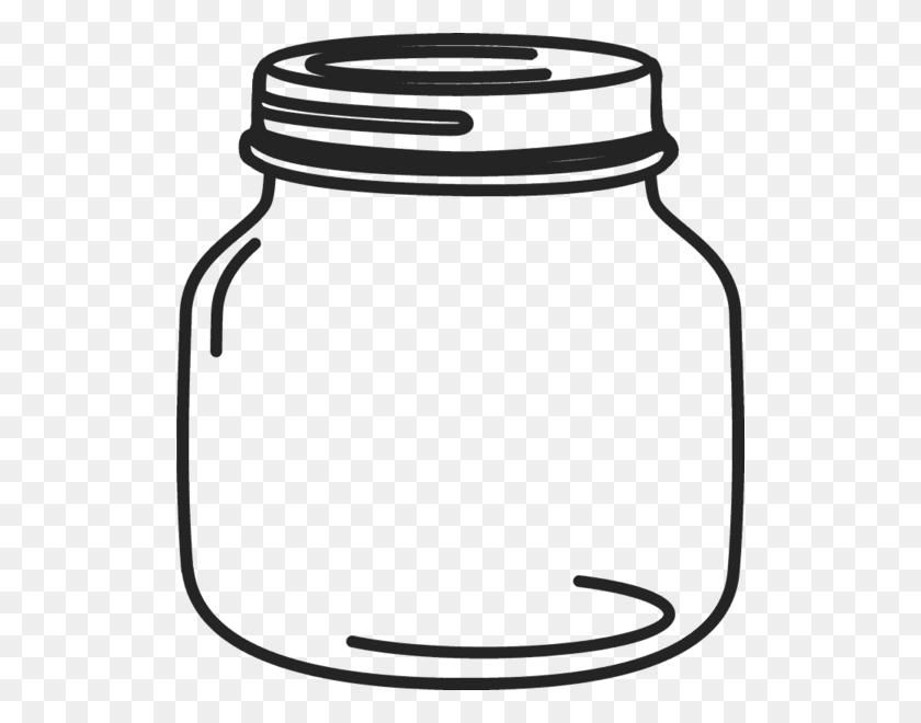 Petite Mason Jar Rubber Stamp Mason Jar Stamps Wedding Stamps - Mason Jar Clipart Black And White