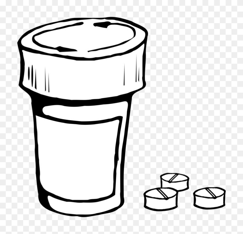 782x750 Pharmaceutical Drug Tablet Computer Icons Medical Prescription - Rx Clipart