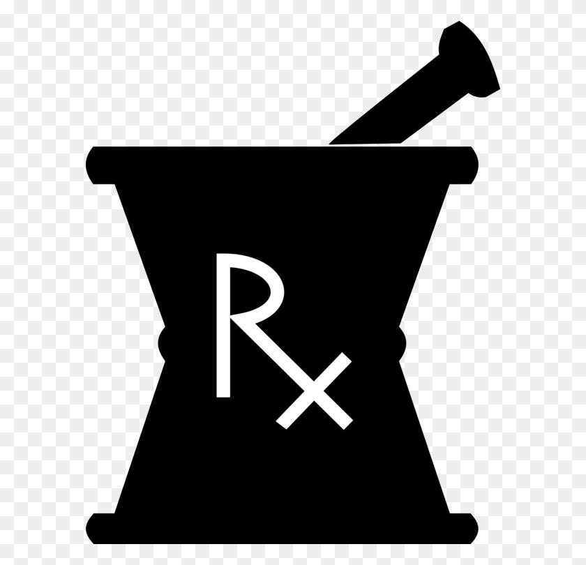 Pharmacist Pharmacy Technician Medical Prescription Symbol Free - Pharmacy Clipart