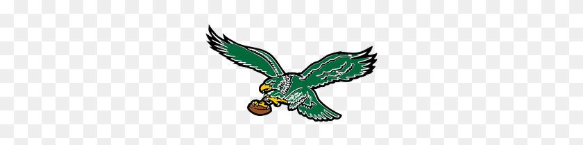 Philadelphia Eagles Logo Group With Items - Philadelphia Eagles Logo Clip Art