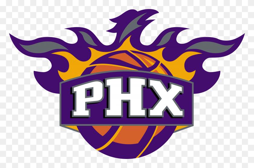 Phoenix Suns Logos Download - Phoenix Suns Logo PNG