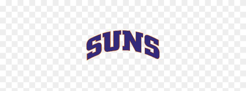 Phoenix Suns Wordmark Logo Sports Logo History - Phoenix Suns Logo PNG