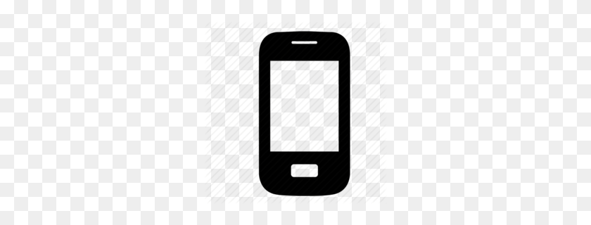 Phone Case Clipart - Cell Phone Clipart PNG