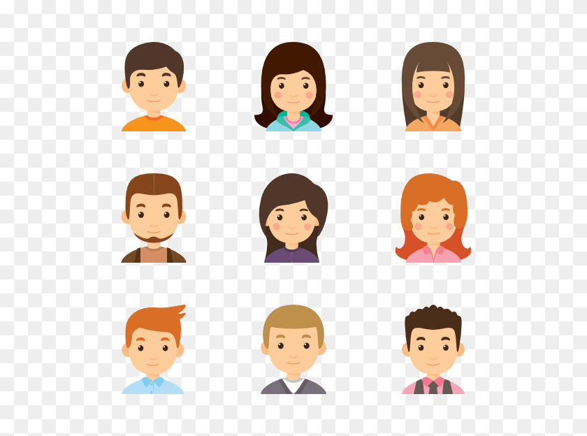 Phone Icons Free Icons - Person PNG Icon