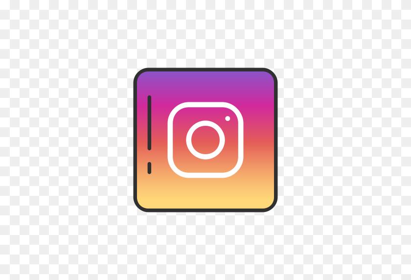 Phone, Logo, Instagram, Instagram Logo Icon - Instagram Logo PNG