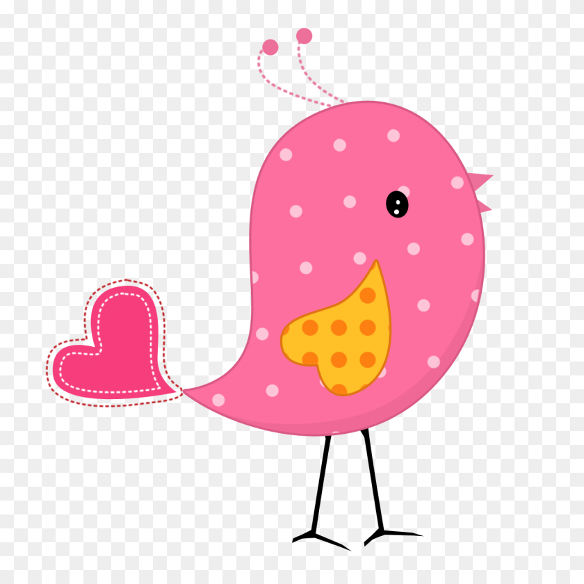 Photo - Love Birds Clipart