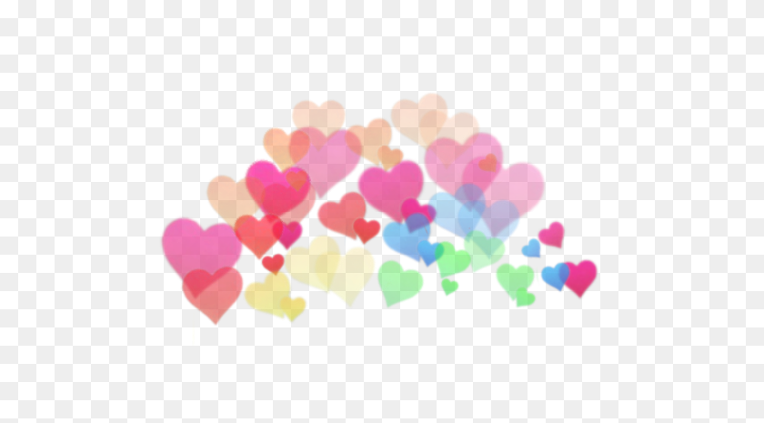 Photobooth Heartcrown Heart Crown - Photobooth Hearts PNG