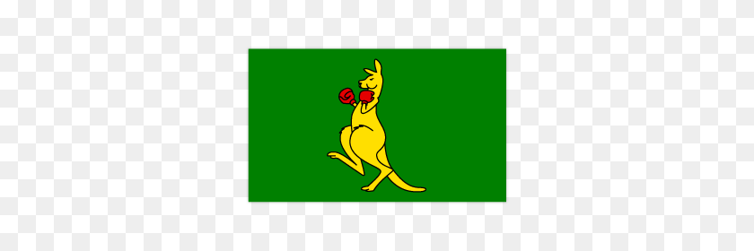 Phrases And Symbols That Define Century Australians - Australian Flag Clip Art