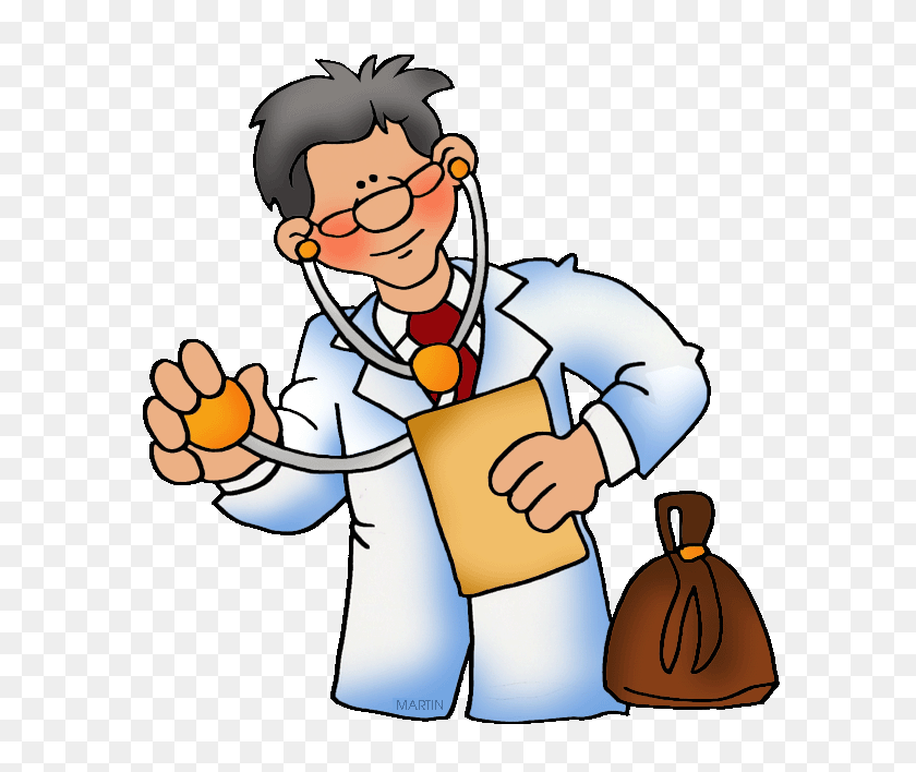 Physician Cliparts - Doctors Office Clipart