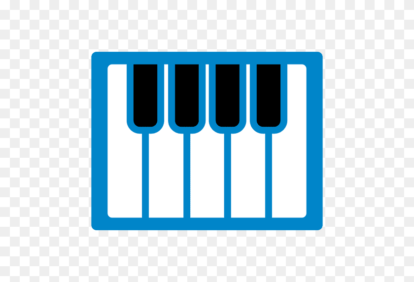 Piano Keyboard Icon - Piano Keyboard PNG