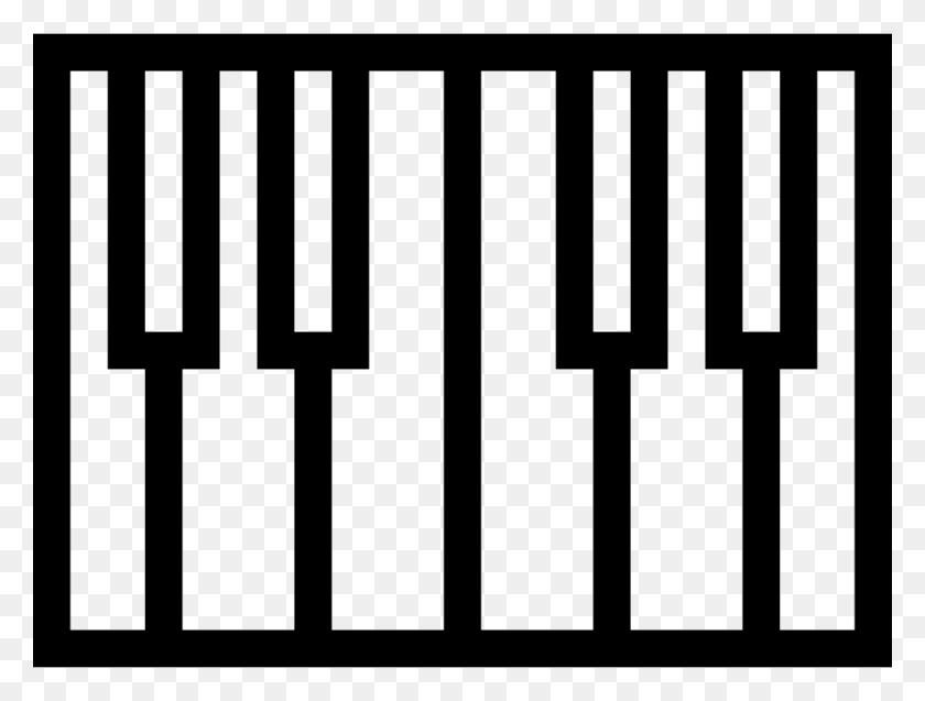 Piano Keyboard Png Icon Free Download - Piano Keyboard PNG