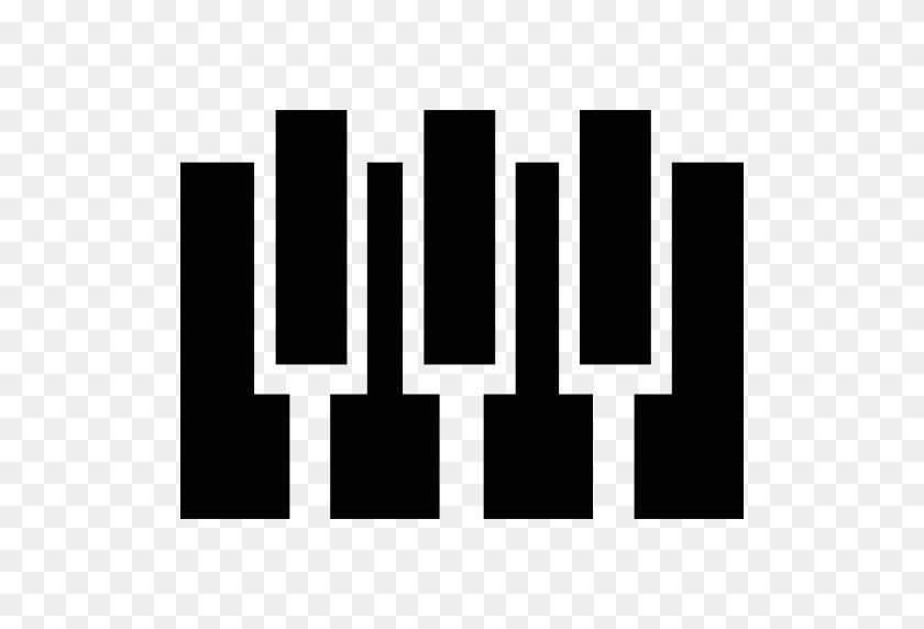 Piano Keys - Piano Keys PNG